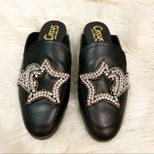 Circus by Sam Edelman Shooting Star Studded Mules